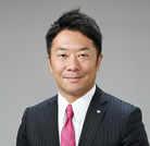 第63代 理事長 尾崎 茂