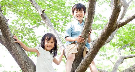 子どもたちのために 青少年育成事業